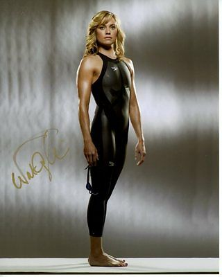 NATALIE COUGHLIN signed autographed 2012 OLYMPICS SWIMMING photo