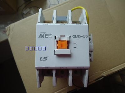 LG LS DC contactor GMD-50 New