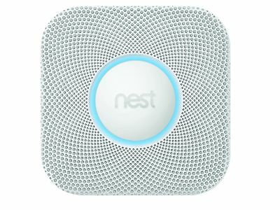 Nest Protect 2nd Generation Smoke and Carbon Monoxide Detector (Battery)