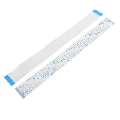 25cm Length LCD FFC 50 Pins Flexible Flat Cable 2 Pcs for Laptop Screen