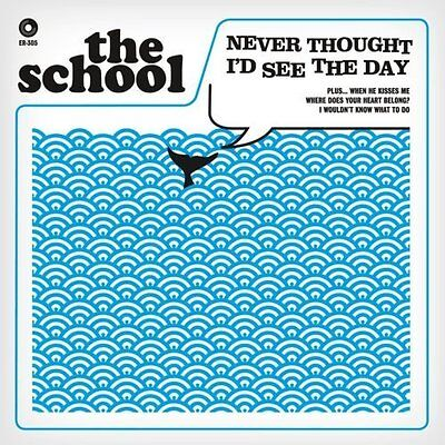 "7"" Ep The School Never Thought I´d See The Day Vinyl"