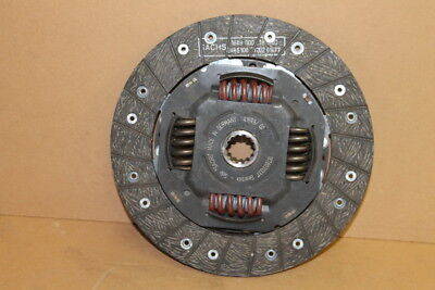 "Clutch disk, Saab 9-5, 9"" (228mm) 14 spline, 1878031331, 5448428, Sachs"