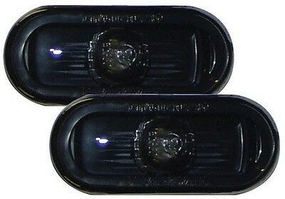 Vw Caddy 2010- Crystal Black Side Repeaters Indicators