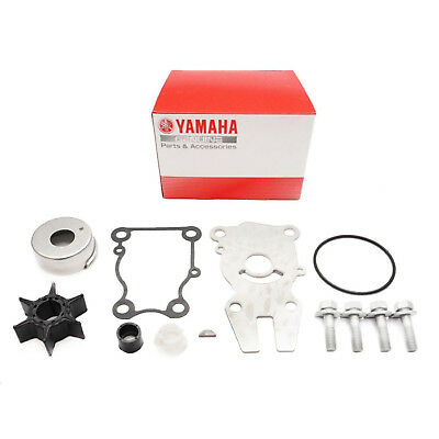 Yamaha New OEM WATER PUMP & IMPELLER REPAIR KIT 63D-W0078-01-00