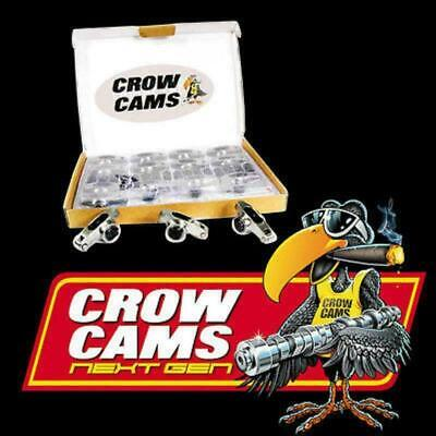"Crow Cams Roller Rockers 7/16"" Stud 1.5:1 Holden 6 Cyl 179 186 202 Crhl6157"