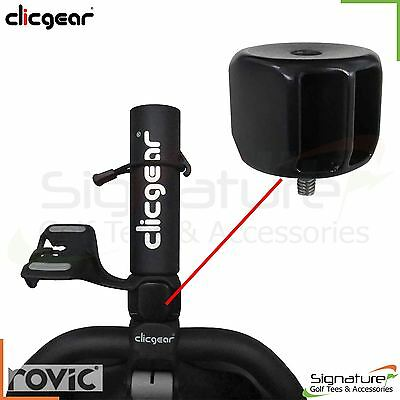 Clicgear Rovic Umbrella Spacer Golf Cart Trolley Adaptor Mount Accessory