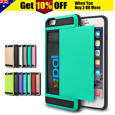 iPhone 5s 5 SE Case Slide Shockproof Heavy Duty Full Protective Cover for Apple