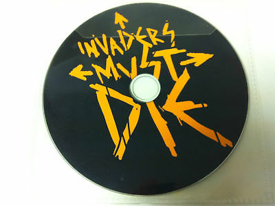 The Prodigy - Invaders Must Die CD de música 2009-