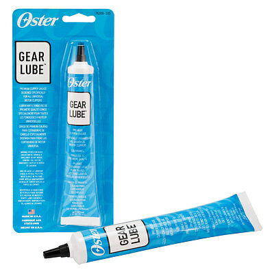 Oster Professional Gear Lube Premium Hair Clipper Blade Grease 1.25oz