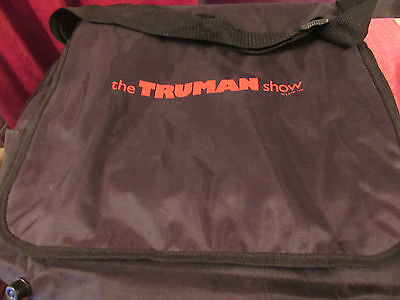 The Truman Show Promo Record Bag Very Cool Never Retailed Jim Carrey