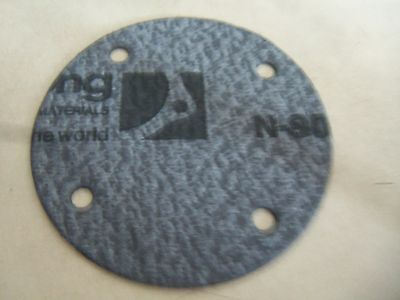Sporster 4 Hole Timing Cover Gasket 1980-03 Big Twins 1980-99