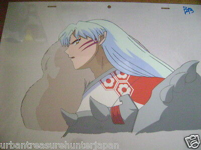Inuyasha Sesshoumaru Rumiko Takahashi Anime Production Cel 8