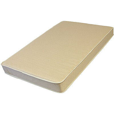 LA Baby Organic Cotton Layer Crib Mattress