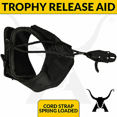 Apex Hunting - Trophy Release Aid for Archery - Buckle Strap - Adjustable Cord