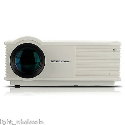 3500 Lumens Multimedia Home Theater Cinema HD LED Video Projector 1080P HDMI 3D