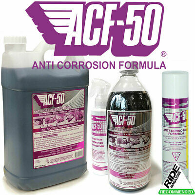 ACF 50 ACF-50 Anti Corrosion Spray Block Grease