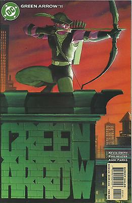 Green Arrow #11 (Dc) (Second Series 2001)