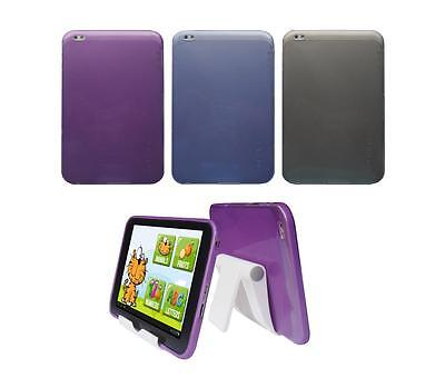 View Stand Holder + TPU Gel Skin Case Cover for Toshiba Excite AT275 AT270