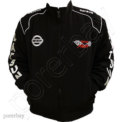 Datsun Motor Sport Team Racing Jacket #jkds02