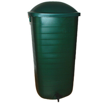 100 Litre Water Butt Garden Rain Storage Container Tank Plastic Top Choice 10777