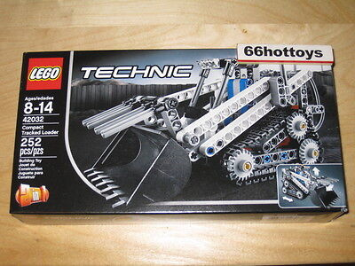 Lego 1x Sticker Autocollant Technic 42032 Compact Tracked Loader NEUF