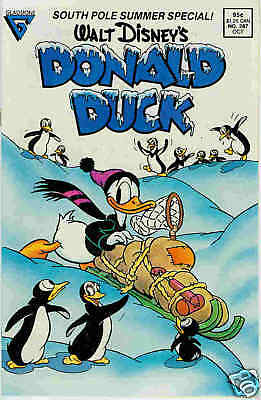 Donald Duck # 267 (Barks) (USA, 1988)