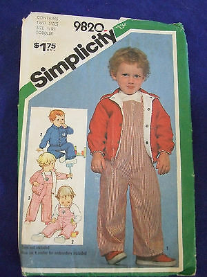 MAKE BOYS SHIRT~VEST~PANTS SCHOOL~PLAY CLOTHES SIZES 3~8//10~16 SEWING PATTERN