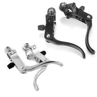 1 Set Brake Lever For Road Bicycle Bike Metal Outdoor Sports Cycling