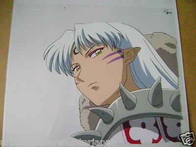 Inuyasha Sesshoumaru Rumiko Takahashi Anime Production Cel 7