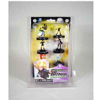 Heroclix Batman Streets Of Gotham Fast Forces