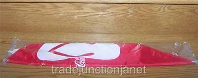 "New 2009 Le Mcr Promo Coca-Cola Summer Series ""flip-Flops"" 27.5"" Kite"