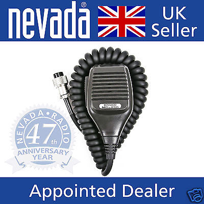 Kenwood MC43S hand microphone with 8 pin plug