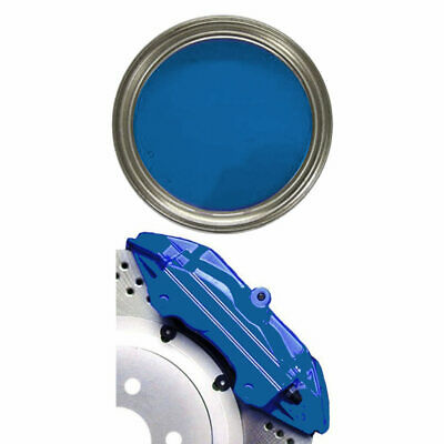 BLUE Brake Caliper Drum Heat Resistant Paint 250ml - FREE DELIVERY