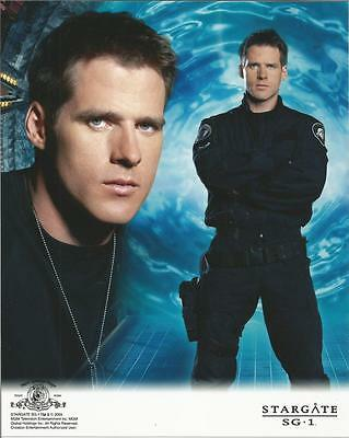 Stargate Ben Browder Ready to Go by Gate 8 x 10 Photo