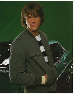 Supernatural Jared Padalecki with Hands in Pockets 8 x 10 Photo