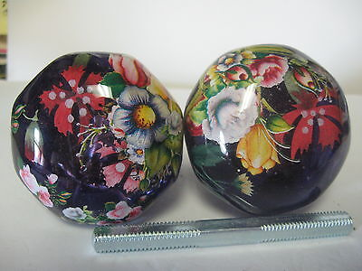 Antique Door Knobs ==.purple Daisy Flowers- Tested And Proven 20 Year Top Coat