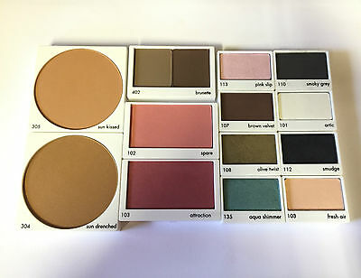 Calvin Klein Sample Case Bronzer / Blusher / Eyeshadow / Brow Palette