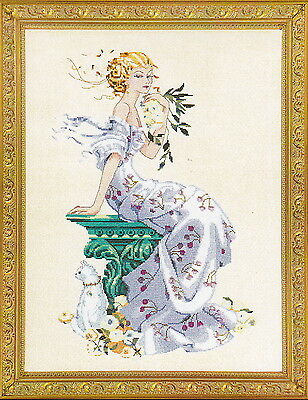 Florentina - Mirabilia - Cross Stitch Pattern