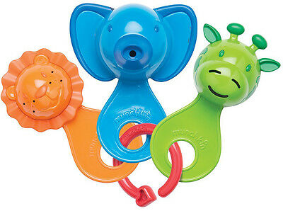 Munchkin SAFARI STRAINERS Baby/Toddler Bathing Fun Toy Water Game Joy BN