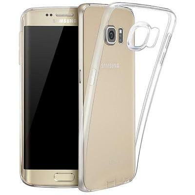 100% Crystal Clear Tpu Case Cover For Samsung Galaxy S6 Edge Plus