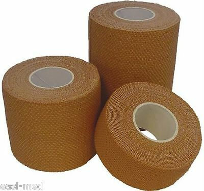 Pink Fabric Strapping EAB Elastic Adhesive Bandage - Sports, Football, Rugby