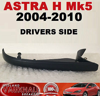Drivers Side Wing Mirror Bottom Cover Holder Vauxhall Astra H Mk5 Right Side