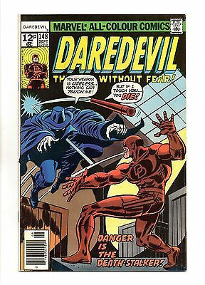 Daredevil Vol 1 No 148 Sep 1977 (VFN+) Marvel Comics, Bronze Age (1970 - 1979)