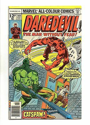 Daredevil Vol 1 No 149 Nov 1977 (VFN+) Marvel Comics, Bronze Age (1970 - 1979)