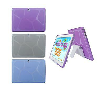 """View Stand Holder + TPU Skin Case Cover for Samsung Galaxy Tab Pro 10.1"""" SM-T520"""