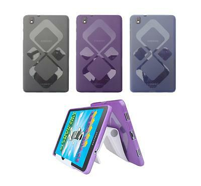 "View Stand Holder + TPU Skin Case Cover for Samsung Galaxy Tab Pro 8.4"" SM-T320"