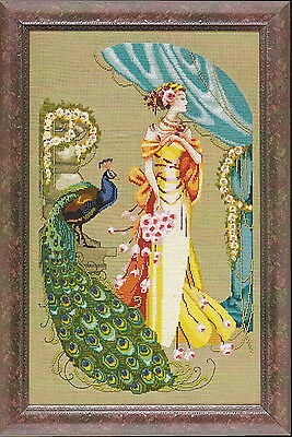 Lady Hera - Mirabilia - Cross Stitch Pattern
