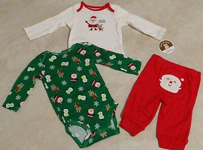 Boys or Girls Infant Christmas Outfits-NWT