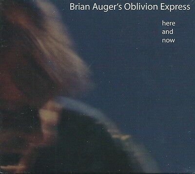 Brian Auger's Oblivion Express - Here And Now + Keys To The Heart 84/87 Sld 2-Cd