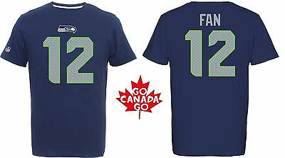 low priced 156ef eb23a NFL KINDER T-SHIRT SEATTLE SEAHAWkS 12 Fan Football Youth ...